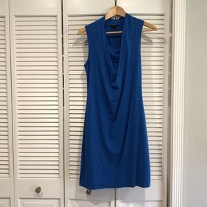 Theory Casual Dress with Cowl Neck